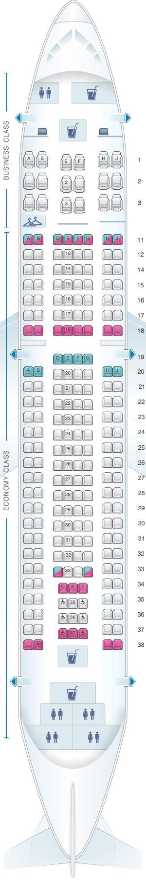 airbus a310 300 seating seat map sata air a 231 ores airbus a310 300 config 1
