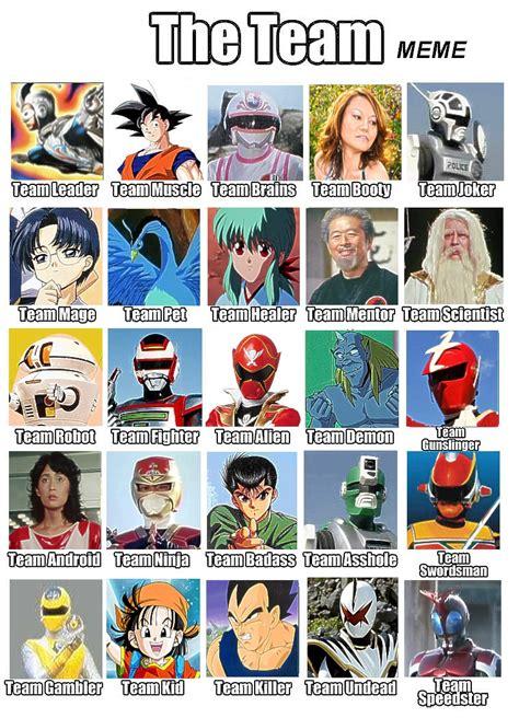 Meme Team - the team meme japan by lurdpabl on deviantart