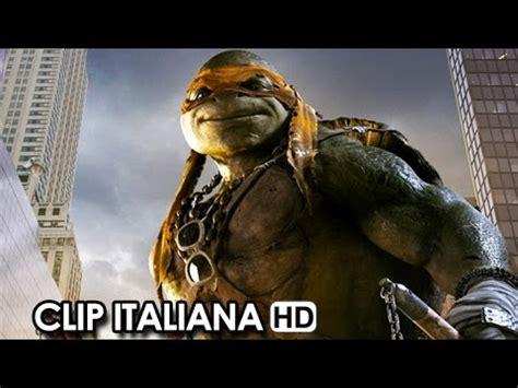 film tartarughe ninja italiano tartarughe ninja featurette conosci michelangelo 2014