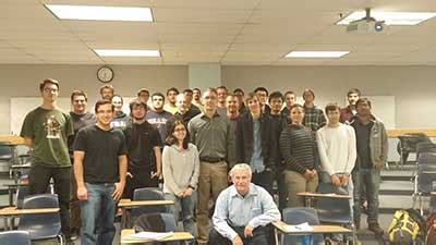 students form chapter of american nuclear society