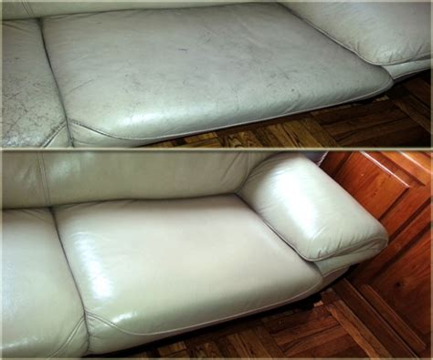 leather couch repair service leather furniture repair service upholstering before and