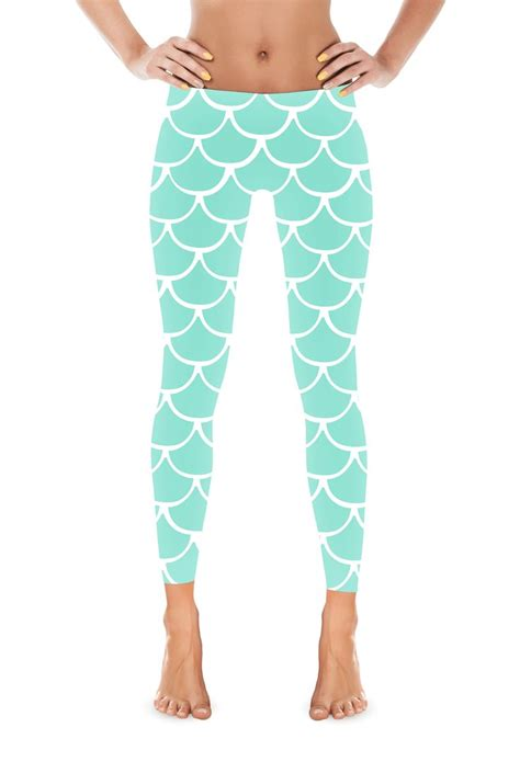 A 022 Print Premium Legging be the bipedal mermaid you were born to be in these adorable with your legs pressed