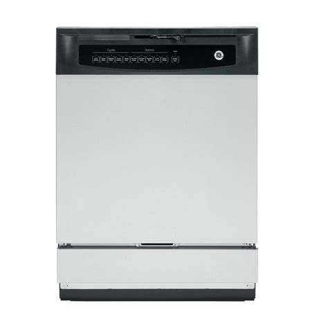 spt 18 in built in dishwasher in stainless steel sd