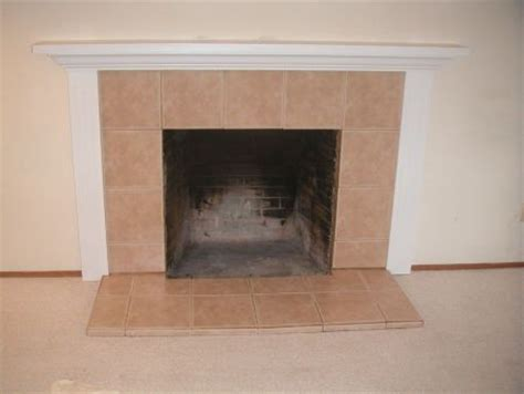 Replacing Tile Around Fireplace by Fireplace Remodeling Refacing Pictures