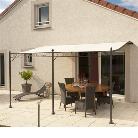 Terrasse 4 X 3 M by Tonnelle Adoss 233 E 4x3 M Amenagement Ext 233 Rieur