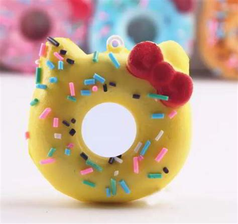 Squishy Medium Donut Hello rising donut squishy squishy shop nl goedkoop