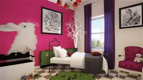 alice in wonderland themed bedroom mad alice in wonderland theme bedroom new house hopes