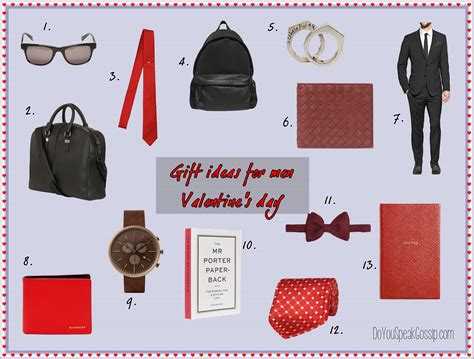 ideas for mens valentines day gifts valentine s day gift guides do you speak gossip do you