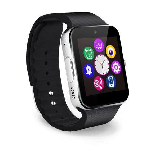Smartwatch Gt08 Smartwatch Zegarek Gt08 Smart Android Ios Czarny Sklep Crazydiamond Pl