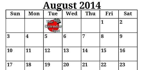 large blank calendar template search results for large calendar template 2014