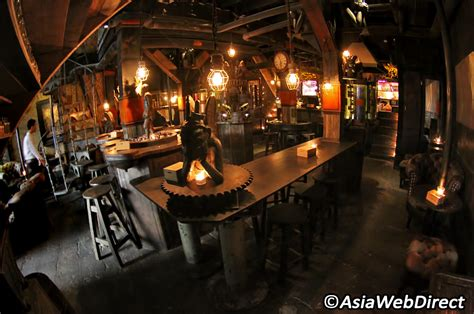 The Iron Fairies by Top 8 Jazz Bars And Pubs In Bangkok Bangkok Nightlife