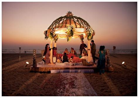 Best 25  Indian beach wedding ideas on Pinterest