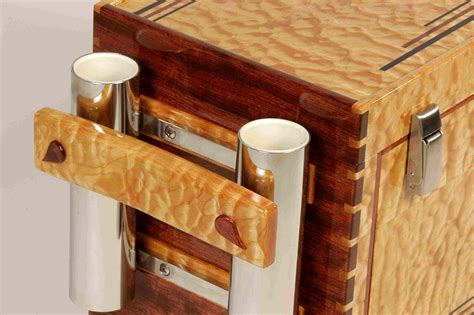 woodwork wooden tackle box plans  plans
