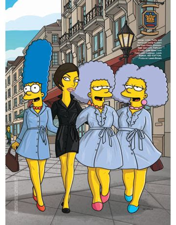 Evangelista And The Simpsons Do by Fashion Room Lounge The Go To Par 205 S With