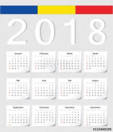 Calendar 2018 Romania Quot 2018 Calendar Quot Stock Image And Royalty Free