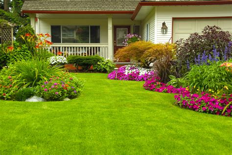 house landscape beautiful house gardens also flower garden trends pictures