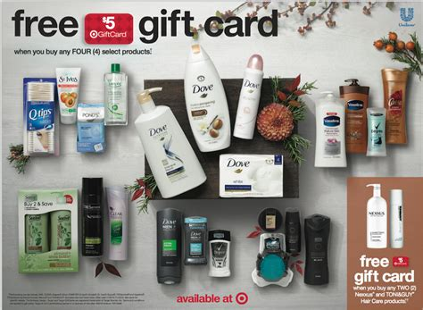 Target 5 Gift Card Beauty - printable coupons deal seeking mom archive id 3014 read it at rss2 com