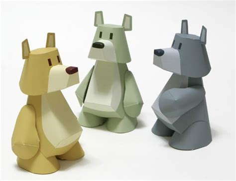 Paper Toys Origami - 25 best ideas about paper toys on 3d paper
