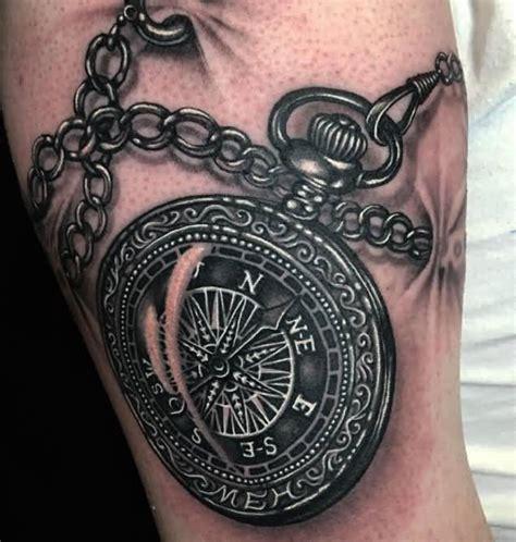 compass tattoo ink master black ink compass tattoo by ryan ashley malarkey