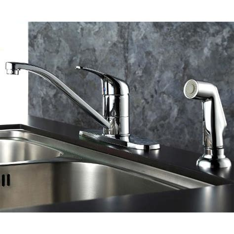 wolverine brass kitchen faucet wolverine brass 85091 simplicity single handle kitchen