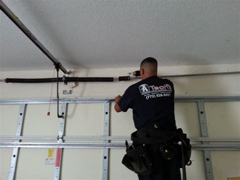 How To Install Garage Door Springs Overhead San Jose Home Garage Doors Garage Door Repair