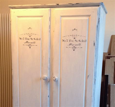Painting A Wardrobe White by Zuzu S Petals N Stuff Shabby Chic Quot Chalky Finish Paint