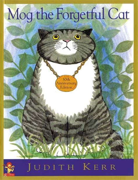 libro mog the forgetful cat mog the forgetful cat