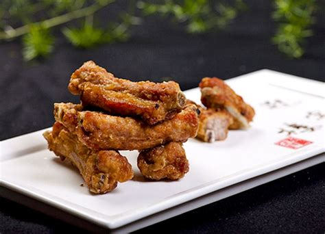 these crispy fried ribs is the best recipe ever
