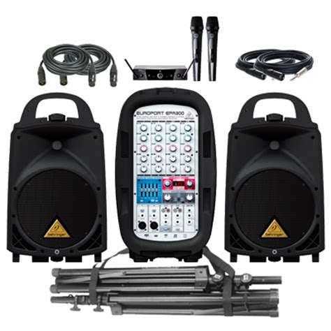 Paket Wifi Portable paket portable wireless system paket sound system profesional indonesia