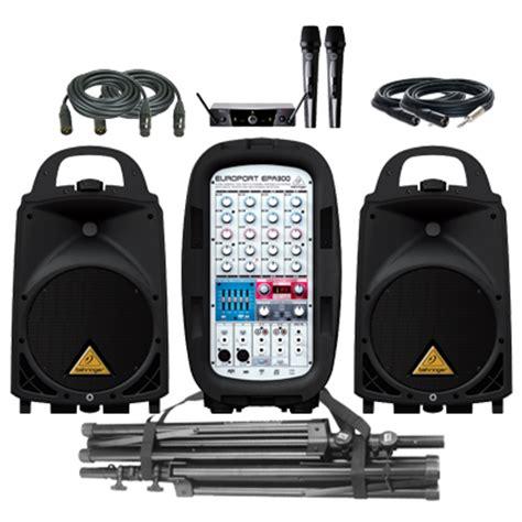 Paketan Wifi Portable paket portable wireless system paket sound system profesional indonesia