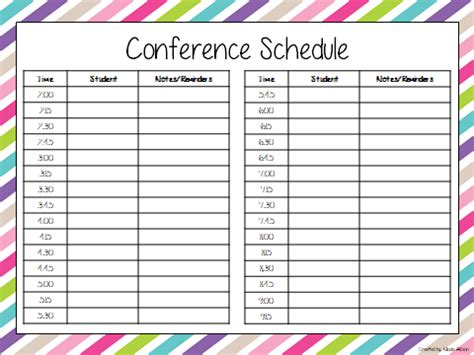 new parent teacher conference powerpoint template free template 2018