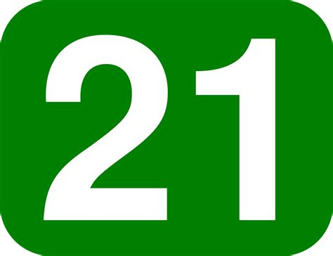 One Graphic 22 number 21 twenty 183 free vector graphic on pixabay