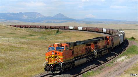 trains in america future of american railways economist in training
