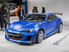 Subaru Brz Sti Horsepower Brz Sti News Autos Post