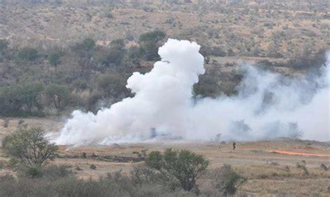 Zahir Tribal Limited 27 suspected militants killed in dattakhel air blitz