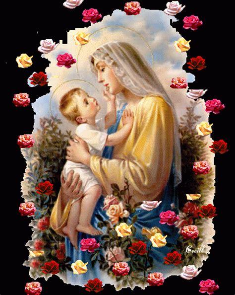imagenes de la virgen maria con el niño la virgen mar 237 a siempre virgen