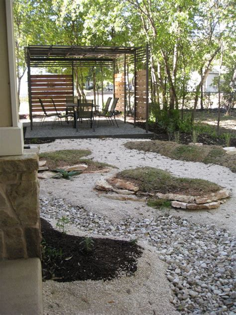 backyard oasis austin small backyard oasis contemporary landscape austin