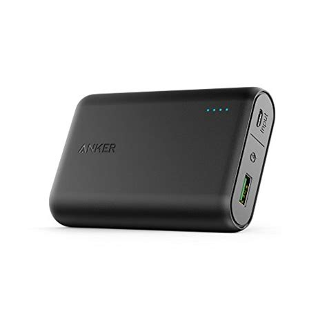 anker qualcomm 3 0 anker powercore speed 10000 qc qualcomm quick charge 3 0