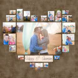 Template For Picture Collage by 4 Diferent Photo Collage Template Psd S