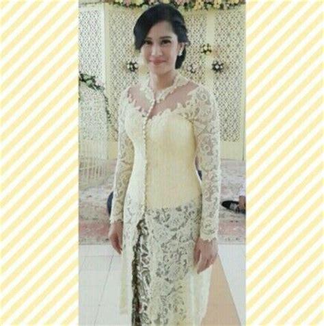 Set Kebaya Orchid Murah 1 jual kebaya pengantin tanah abang yang cantik dan murah butik jahit pesan jual baju