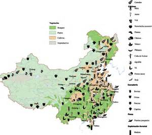 agriculture map asia agricultural maps illustrator eps city country maps