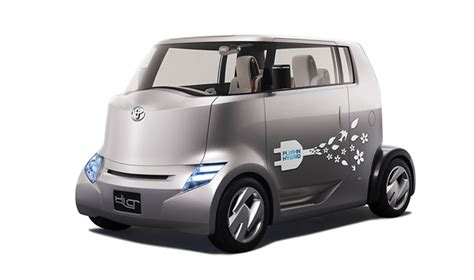 Toyota Hybrid X Concept Hits The Showroom by Toyota Global Site Hi Ct Gallery