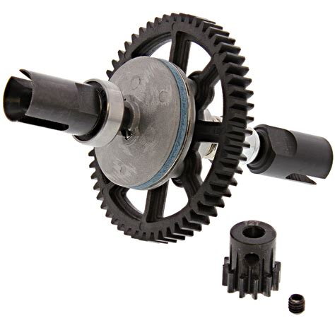 Gear Setgir Set Tiger 1 thunder tiger k rock mt4 g5 slipper clutch 55t spur gear 12t pinion center ebay