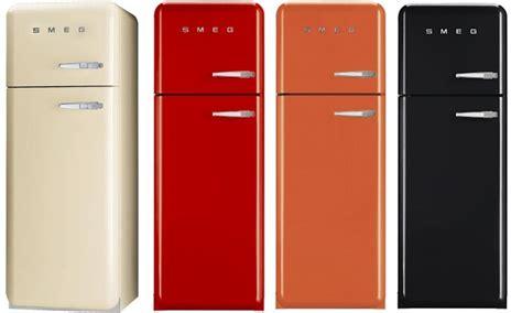 frigo due porte frigorifero smeg due porte anni 50 groupon goods