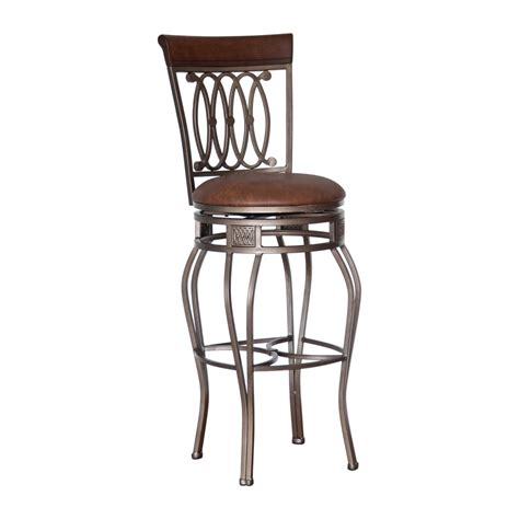 metal bar stools swivel with back swivel bar stools with back metal with classic hillsdale