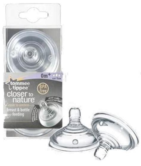 Tommee Tippee Taets Y Flow tommee tippee closer to nature teat x flow 2pk bottle feeding feeding