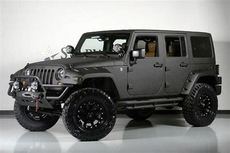 badass 2 door jeep custom jeep wrangler unlimited by starwood motors dream