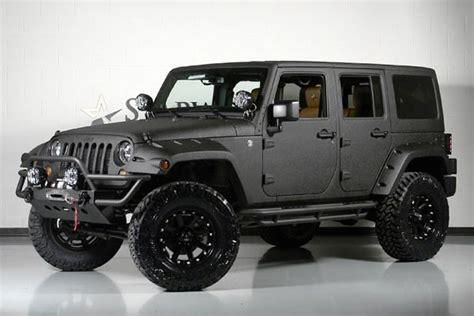 Badass Jeeps For Sale Custom Jeep Wrangler Unlimited By Starwood Motors