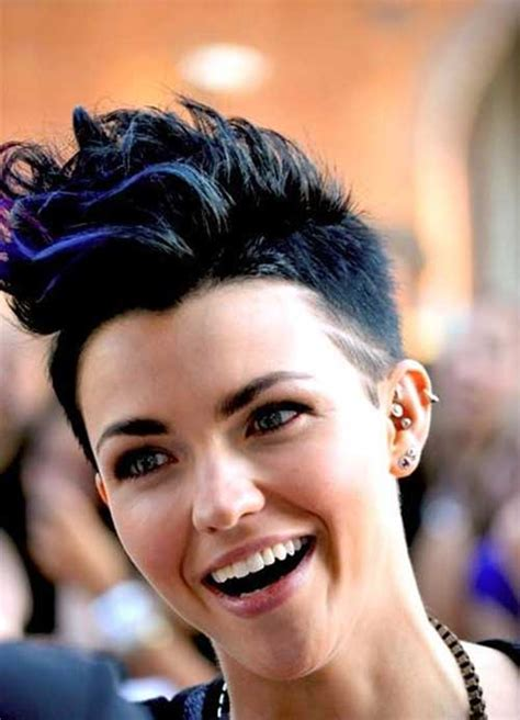 ruby rose hairstyles ruby rose new haircut 2016 hairstyle