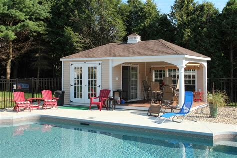 Governor S Series Cottage Pool House Amp Grand Victorian
